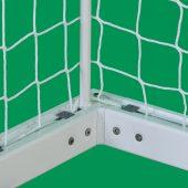 Fußballtor Bodeneckverbinder