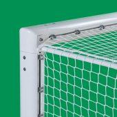 Fußballtor Eckverbinder Rückseite