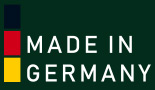 Unsere Produkte sind made in germany