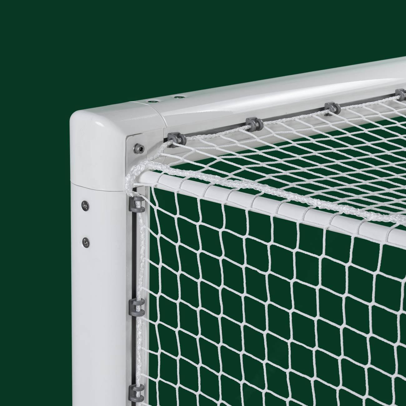 Netzhalter mit Doppelhaken